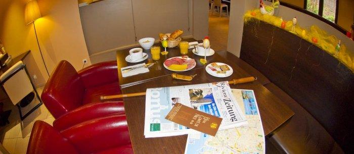 Hotel Comté de Nice