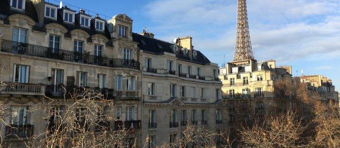 Hotel Eiffel Kensington