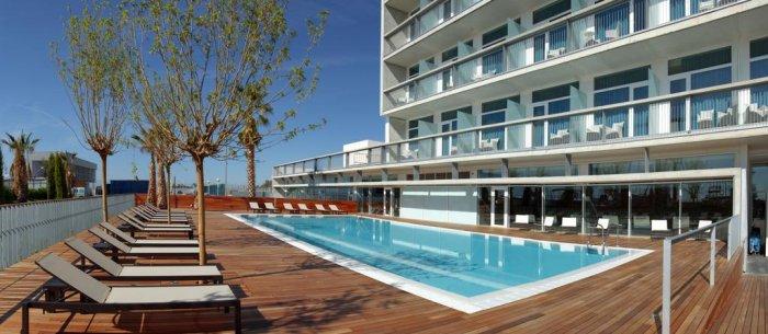 Hotel Atenea Port Barcelona Mataró