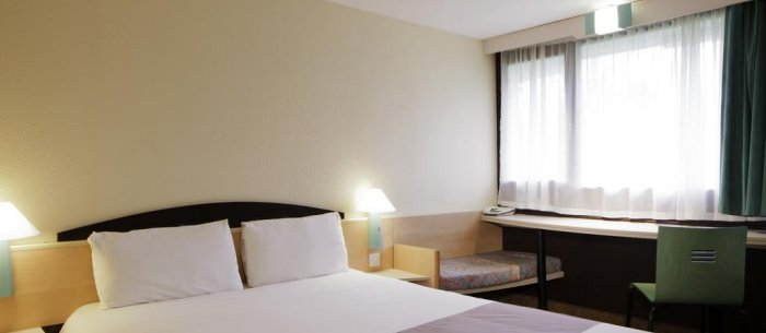 Hotel Ibis Madrid Fuenlabrada