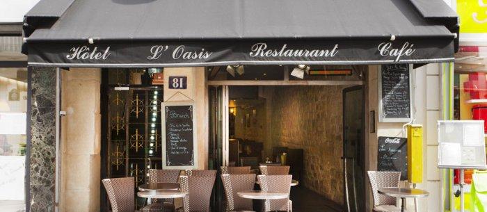 Hôtel Oasis Montparnasse