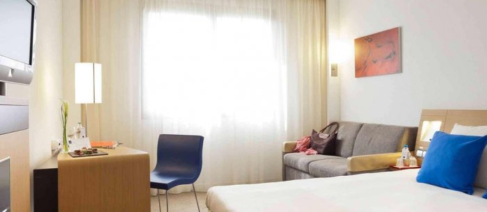 Hotel Novotel Madrid Puente de la Paz