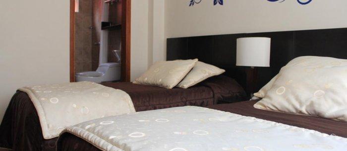 Hotel Casa Teivzaquillo Real
