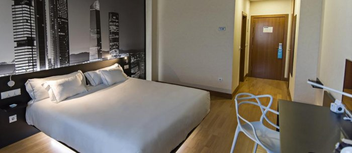 Hotel B&B Hotel Madrid Aeropuerto T4