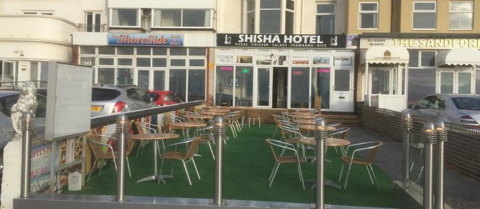 Shisha Hotel