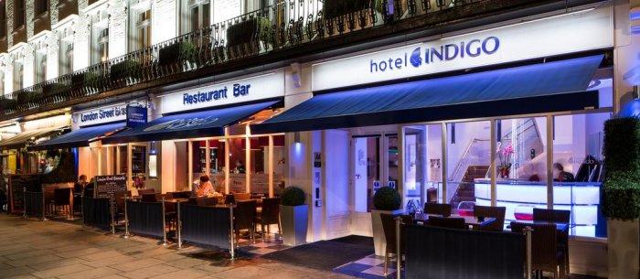 Indigo London-Paddington Hotel