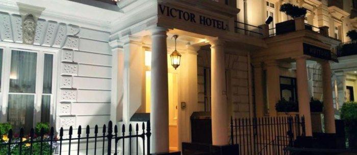 Victor- London Victoria Hotel