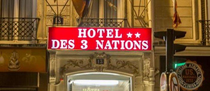 Hôtel Des 3 Nations