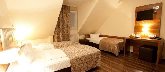 Arena Messe Frankfurt Hotel