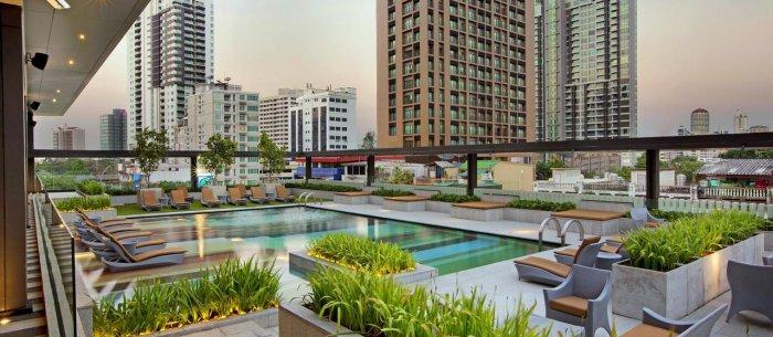 Hotel DoubleTree by Hilton Sukhumvit Bangkok