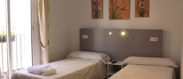 Málaga Bruselas Hostel