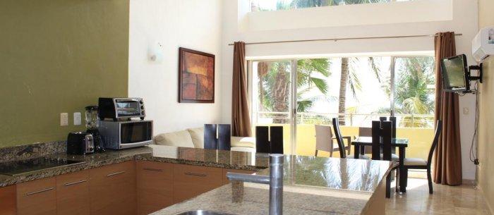 Hotel Koox la Mar Ocean Condhotel