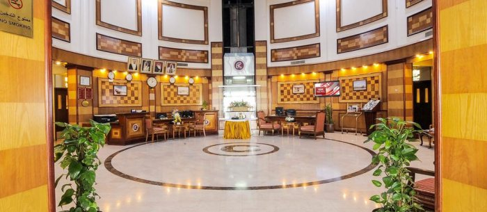 Ramee California - Juffair - Bahrein Hotel
