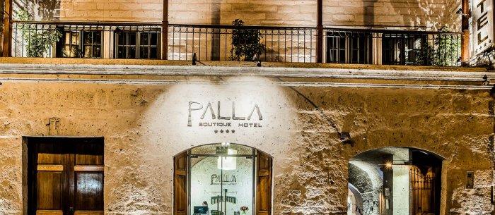 Hotel Palla Boutique