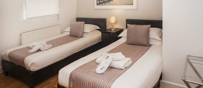 MStay Paddington Rooms Hotel
