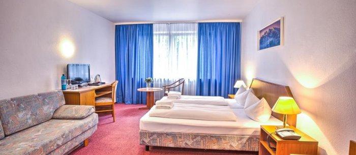 Hotel Himalaya Frankfurt City Messe