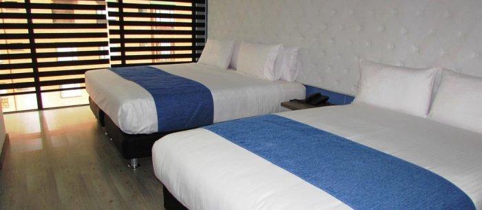 Hotel Plaza Miranda