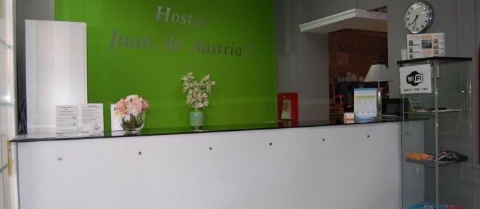 Juan de Austria Hostel
