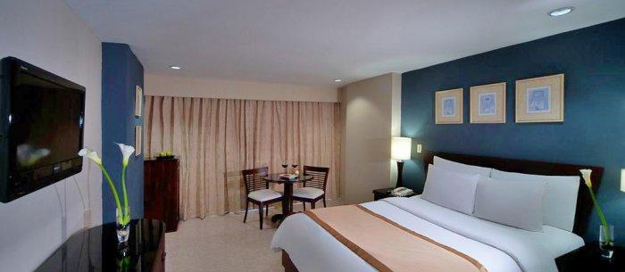 Hotel Centro Plaza Hodelpa Classic