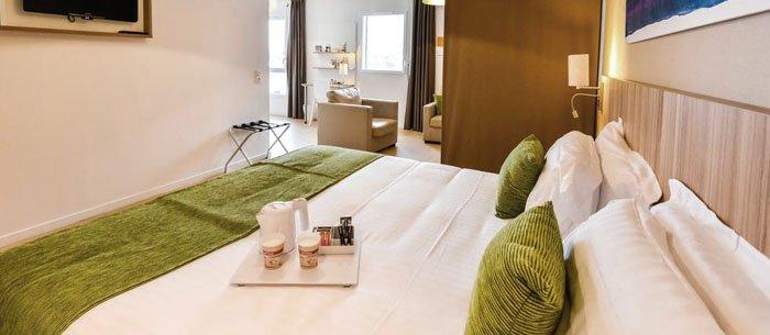 Hôtel Quality Suites Lyon 7 Lodge