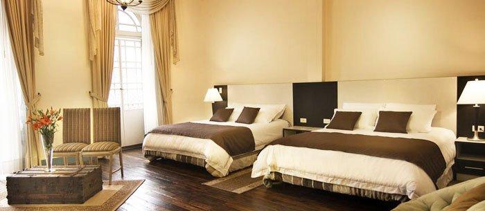 Hotel Del Parque & Suites