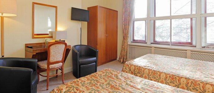 London Visitors Hotel