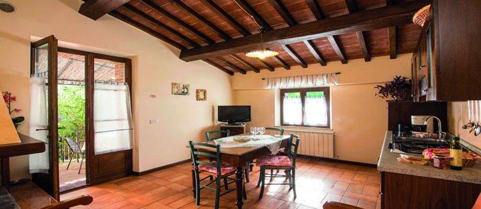 Apartamentos Agriturismo Case Graziani
