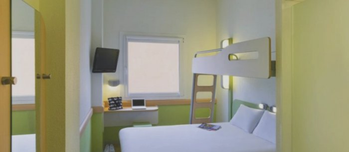Hotel Ibis Budget Madrid Calle Alcalá