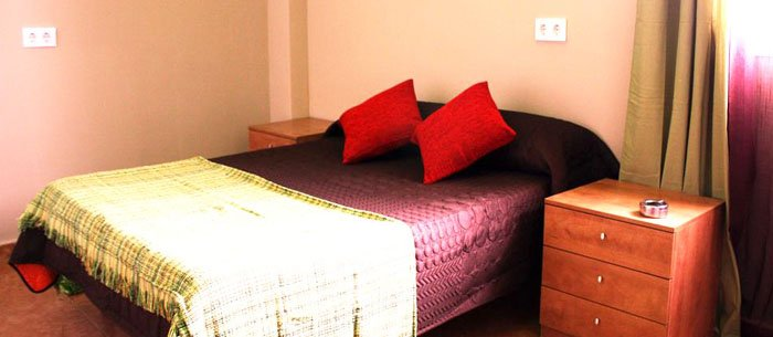 Ciudad Jardin Malaga Hostel