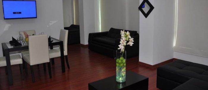 Hotel Aparta Suite Plaza Modelia
