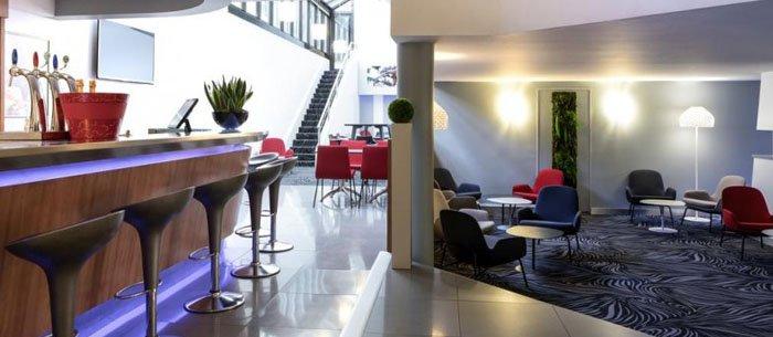 Hôtel Novotel Paris Suresnes Longchamp
