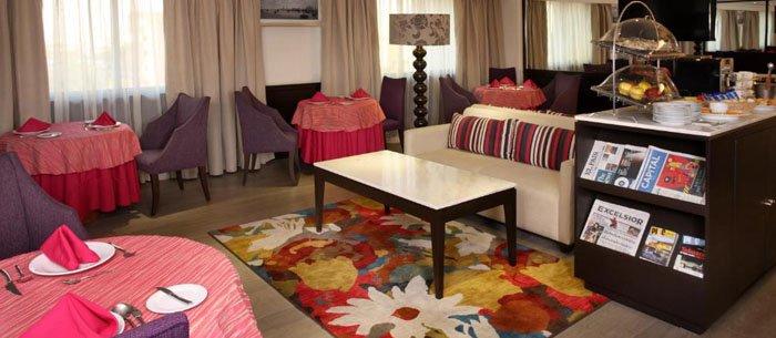 Hotel Holiday Inn Mexico City-Trade Center