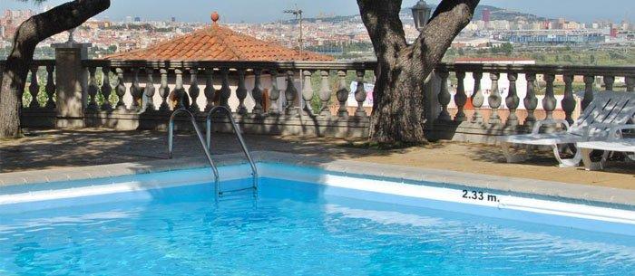 Hotel Castell de Sant Boi
