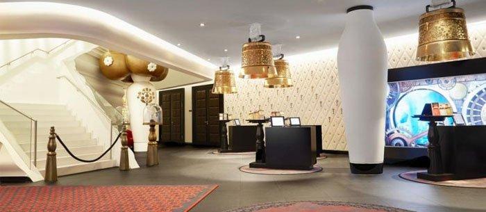 Hotel Kameha Grand Zurich, Autograph Collection
