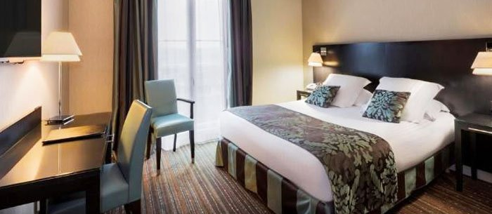 Hotel Best Western Plus Richelieu