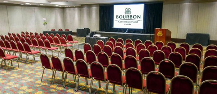 Hotel Bourbon Curitiba Convention