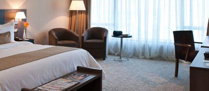 Hotel Bourbon Asunción Convention