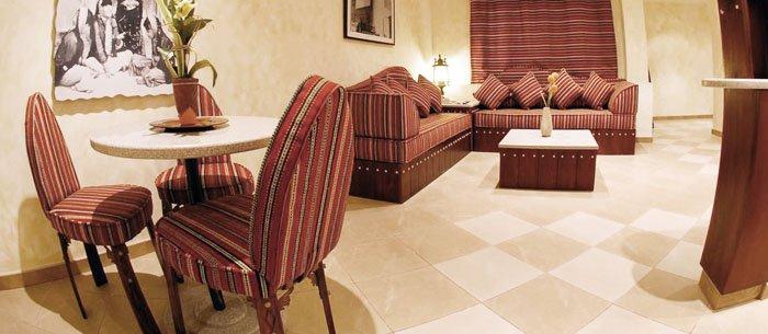Al Liwan Suites Hotel
