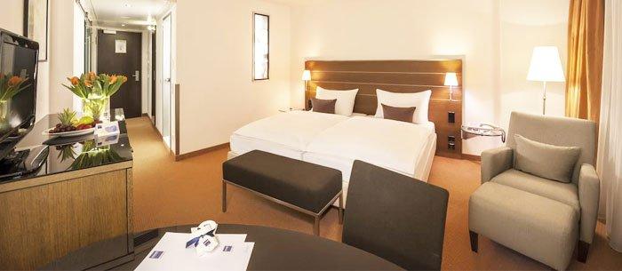 Hotel Dorint Augsburg Kongresshalle