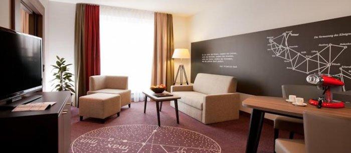 Hotel Steigenberger Parkhotel Braunschweig