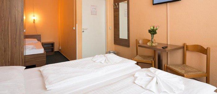 City Ansbach am Kurfürstendamm Hotel