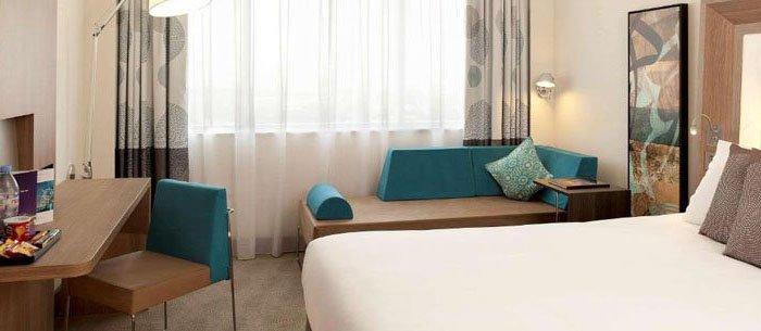 Hotel Novotel World Trade Centre