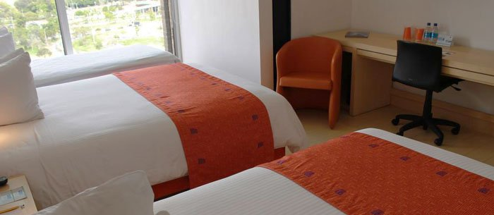 Hotel Tryp Embajada