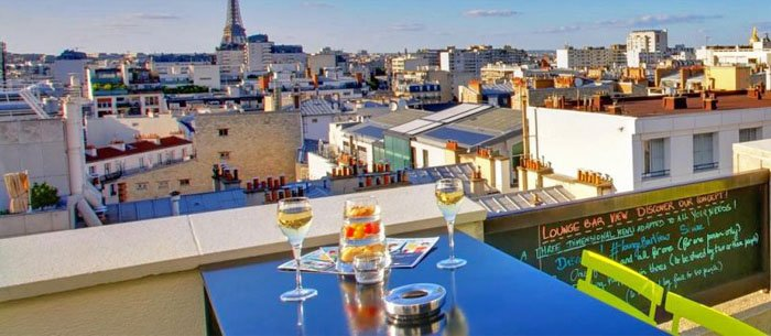 Hôtel Novotel Paris Vaugirard Montparnasse