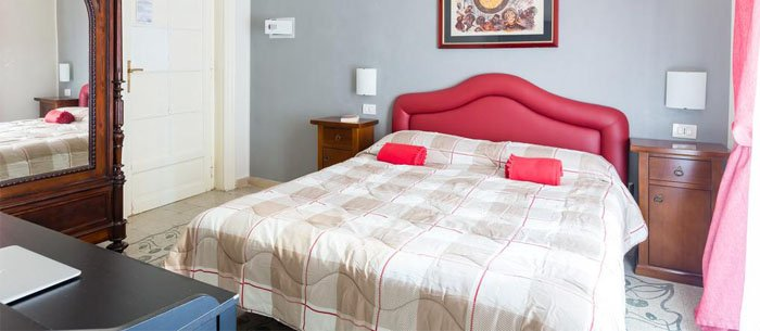 Hotel Bed & Breakfast Calamatta