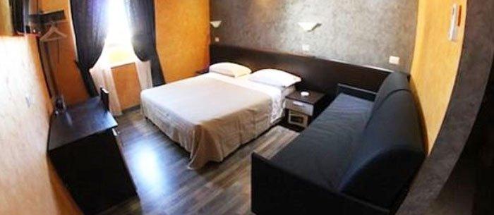 Hotel Caput Mundi Rooms