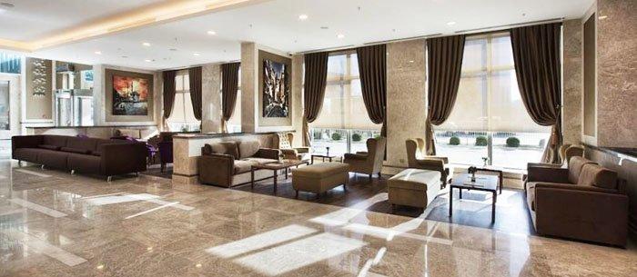 Dedeman Bostancı and Convention Center Hotel