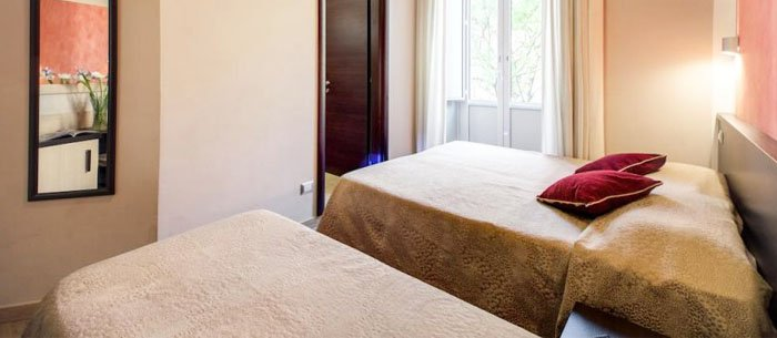 Bed & Breakfast Hotel Buonarroti Suite