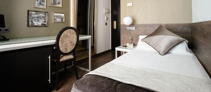 Hotel Moderno Barcelona