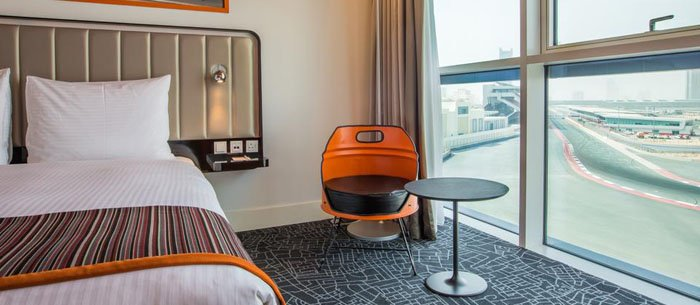 Hotel Park Inn by Radisson Dubai Motor City